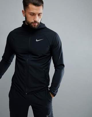 Nike Training Flex Jacket In Black 886732-010