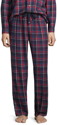 Izod Flannel Pajama Pants - Big and Tall