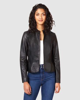 Jeanswest Isabelle Leather Jacket