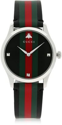 Gucci (グッチ) - GUCCI G-TIMELESS レザーウォッチ
