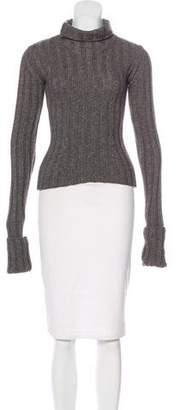 Ann Demeulemeester Turtleneck Knit Sweater