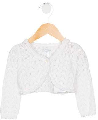 Ralph Lauren Girls' Open Knit Cardigan