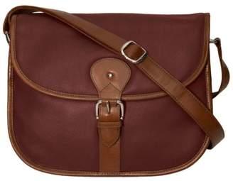 Bas Saddle Cross-Body Bag