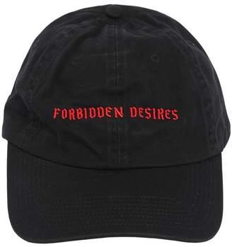 Forbidden Desires Embroidered Hat
