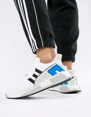 adidas EQT Cushion ADV Sneakers In White CQ2379