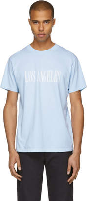 Noon Goons Blue Los Angeles T-Shirt