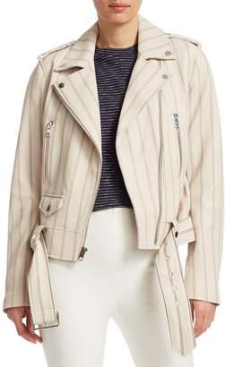 Derek Lam Leather Moto Jacket
