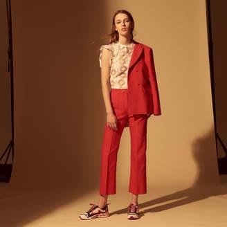 Sandro Double-button suit trousers