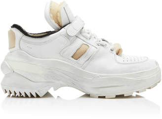 Maison Margiela Artisanal Low-Top Sneakers
