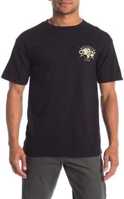 Obey World Domination Graphic Logo T-Shirt