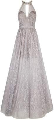 Jenny Packham Titania Embellished Tulle Gown