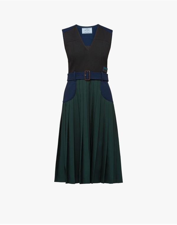 Prada Prada Sleeveless Dress