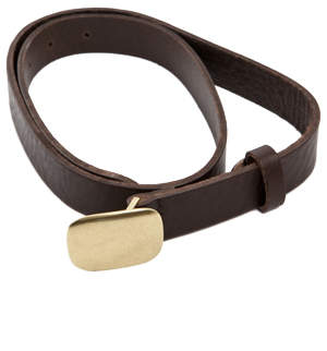 Rag & Bone Rag&Bone Army Buckle Belt