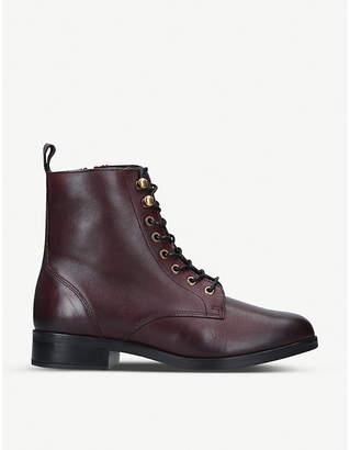 Aldo Kedussa leather boots