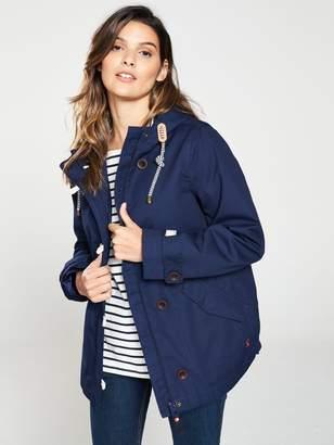 07d747131 Joules Coast Waterproof Hooded Jacket