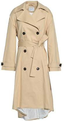 Dagmar House Of Cadyna Cotton-blend Gabardine Trench Coat