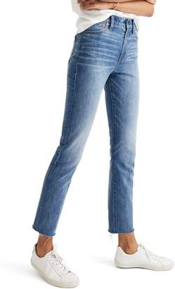 Madewell The Perfect Vintage High Waist Stretch Jeans