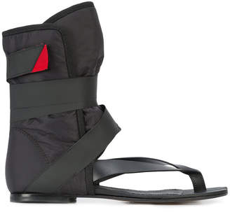 Maison Margiela Tabi cut-out sandals