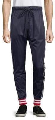 Tricot Tape Jogger Pants