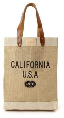 JET (ジェット) - JET APOLIS ジュートトートバッグ ジェット バッグ