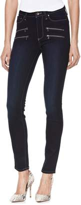 Paige Transcend - Edgemont High Waist Ultra Skinny Jeans