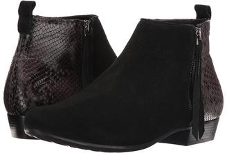 Munro - Lexi II Women's Zip Boots $225 thestylecure.com