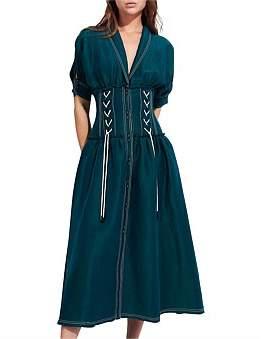 Aje Rosalia Dress