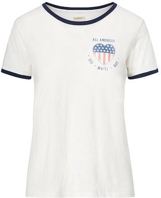 Ralph Lauren Denim & Supply Stars-And-Stripes Jersey Tee $39.50 thestylecure.com
