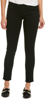 The Kooples Leather Panel Pant