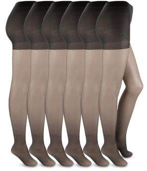 Hanes Pantyhose 6-Pack