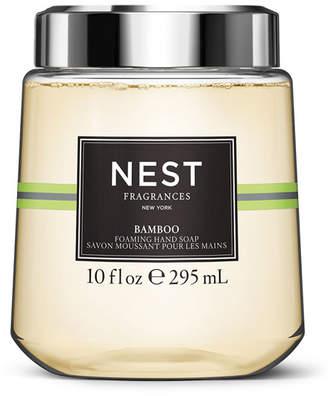 Simplehuman NEST Fragrances Bamboo Foaming Hand Wash Cartridge for Sensor Pump, 10 oz./ 296 mL