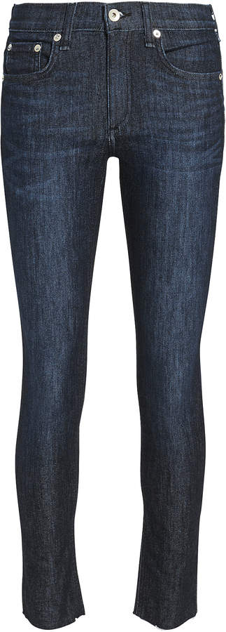Ankle Dark Skinny Jeans