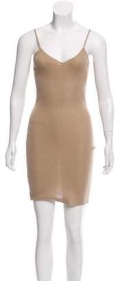 Chanel Sleeveless Slip Dress