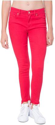 Juicy Couture Denim Tie-Back Skinny Jean