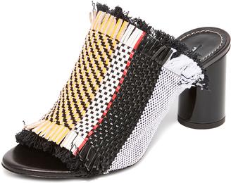 Proenza Schouler Open Toe Mules $695 thestylecure.com
