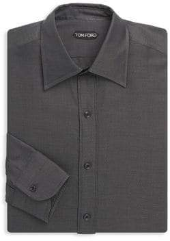 Tom Ford Classic Cotton Dress Shirt