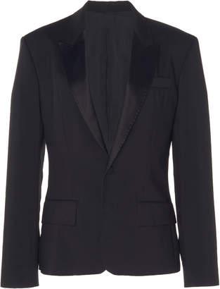 Haider Ackermann Classic Wool-Blend Blazer