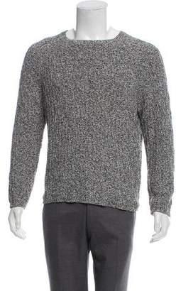 Paul Smith Mélange Crew Neck Sweater