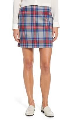 Vineyard Vines Jolly Plaid Miniskirt