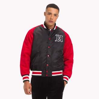 Tommy Hilfiger Lewis Hamilton Varsity Jacket