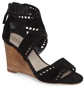 Women's Hinge Taryn Wedge Sandal $89.95 thestylecure.com