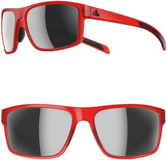 adidas Whipstart 61mm Mirrored Sunglasses
