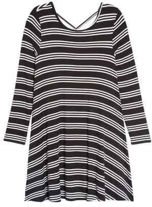 Tucker + Tate Stripe Trapeze Dress