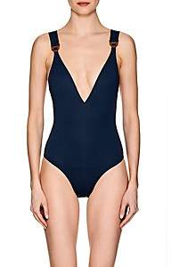 Eres Women's Edge Crew One-Piece Swimsuit - Navy