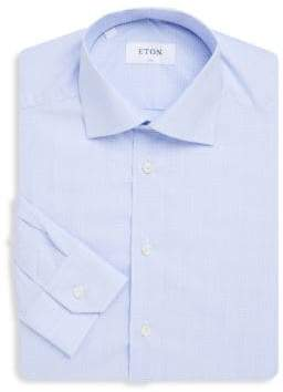 Eton Slim-Fit Long Sleeve Dress Shirt