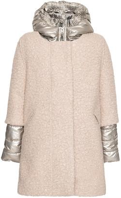 MonnaLisa Double Boucle Winter Coat