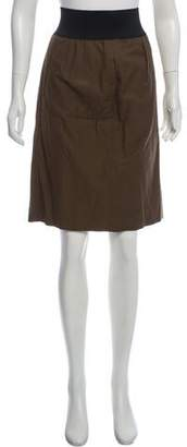 Lanvin Summer 2006 Woven Skirt