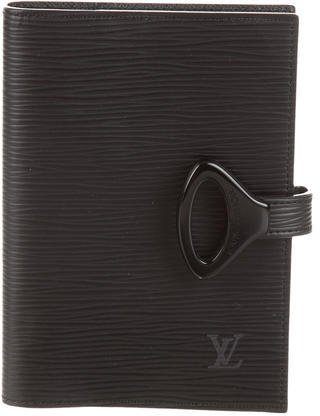 Louis Vuitton Louis Vuitton Epi Nuits Small Ring Agenda Cover