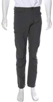Maxwell Snow Leather Pants