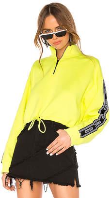 Kenzo Sport Cropped Sweatshirt